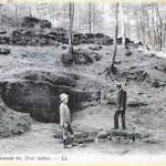 La fontaine des trois soldats (Epinal Chantraine) dans VOSGES PITTORESQUES lafontainedestroissoldats3-150x150