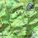 Le col de la Chapelotte ou la guerre souterraine dans les Vosges dans GUERRE 1914 - 1918 carte-150x150