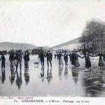 Hiver 1890-1891 dans les Vosges - Neige et glace dans EVENEMENTS AU TRAVERS DES SIECLES grarmerpatinagesurlelac-150x150