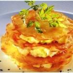 Pommes de terre croustillantes à la truite fumée dans LORRAINE GOURMANDE pdttruite-150x150