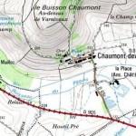 Le 11-11-1918, 10h59, à Chaumont-devant-Damvillers dans GUERRE 1914 - 1918 cartedechaumontdevantdamvillers-150x150