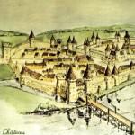La forteresse de Châtel sur Moselle dans VOSGES PITTORESQUES forteresse-150x150