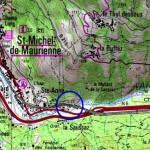L'accident ferroviaire de Saint Michel de Maurienne. dans GUERRE 1914 - 1918 carteaccident-150x150