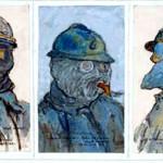 Jean Louis LEFORT, un peintre soldat dans A NOS ANCIENS cagoules1915-150x150