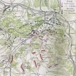 La guerre franco-prussienne en 1870 dans GUERRE 1870 - 1871 cartebataillleforbachspicheren-150x150
