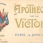 Les fêtes de la victoire le 14 juillet 1919 dans GUERRE 1914 - 1918 victoire-150x150