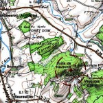 La butte de Vauquois dans GUERRE 1914 - 1918 carteduvauquois-150x150