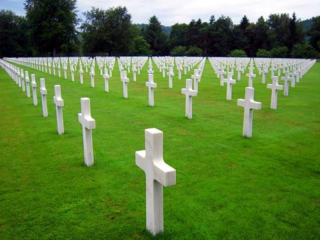 Le cimetière de mts grandmother