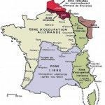 La ligne de démarcation de 1940 dans GUERRE 1939 - 1945 lignedemarcationcarte-150x150