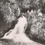 Les cascades de Tendon dans VOSGES PITTORESQUES petitecascade1907-150x150