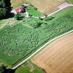 La ferme aventure à La Chapelle-aux-Bois (88) dans LORRAINE FESTIVE labyrinthe-150x150