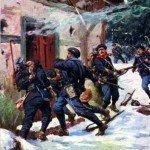 La guerre dans les Vosges (2) dans GUERRE 1914 - 1918 attaquebureaudouanesparchasseursalpins-150x150