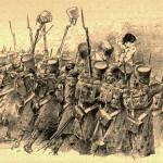Le 24 janvier 1814 - Le combat de Bar-sur-Aube dans EPHEMERIDE MILITAIRE LEmpereur-acclamé-par-ses-troupes-150x150
