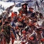 Le 5 janvier 1675 - Le combat de Turckheim dans EPHEMERIDE MILITAIRE La-marche-de-Turenne-150x150