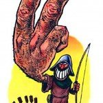 Le doigt d'honneur dans LE SAVIEZ-VOUS ? Archer-anglais-150x150