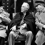 Le 4 février 1945 - Ouverture de la conférence de Yalta dans EPHEMERIDE MILITAIRE Conférence-de-Yalta-150x150