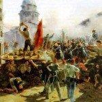 Le 22 février 1848 - Insurrection républicaine à Paris dans EPHEMERIDE MILITAIRE Insurection-de-1848-150x150