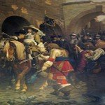 Le 23 février 1654 - La capitulation de Belfort dans EPHEMERIDE MILITAIRE La-capitulation-de-Belfort-150x150