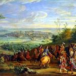Le 28 février 1674 -  La prise de Gray dans EPHEMERIDE MILITAIRE La-prise-de-Gray-par-les-Français-150x150