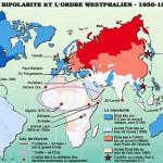 Le 5 mars 1946 - Le début de la « guerre froide » dans EPHEMERIDE MILITAIRE carte-de-la-bipolarité-150x150