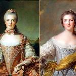 D'où vient l'appellation « Chemin des Dames » ? dans LE SAVIEZ-VOUS ? Adelaïde-et-Victoire-de-France-150x150