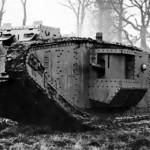 Le 24 avril 1918 - Premier combat entre chars dans EPHEMERIDE MILITAIRE Char-1°guerre-mondiale-150x150