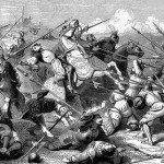 Le 11 avril 1512 - La bataille de Ravenne dans EPHEMERIDE MILITAIRE La-bataille-de-Ravenne-150x150