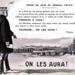Le 10 avril 1916 - Courage ! On les aura ! dans EPHEMERIDE MILITAIRE Ordre-du-jour-du-général-Pétain-150x150