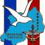 Le 22 juin 1994 - L'opération « Turquoise » dans EPHEMERIDE MILITAIRE Insigne-opération-Turquoise-150x150