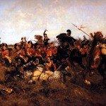 Le 16 juin 1815 - La bataille de Ligny et le combat des Quatre-Bras dans EPHEMERIDE MILITAIRE La-bataille-de-quatre-bras-150x150
