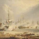 Le 12 juillet 1801 - Le combat naval d'Algésiras dans EPHEMERIDE MILITAIRE Le-combat-naval-d'Algésiras-150x150