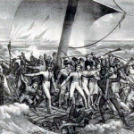 Le 2 juillet 1816 - Le naufrage de la frégate « La Méduse » dans EPHEMERIDE MILITAIRE Le-naufrage-de-la-frégate-«-La-Méduse-»-150x150