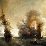 Le 27 juin 1693 - La bataille de Lagos dans EPHEMERIDE MILITAIRE la-bataille-de-Lagos-150x150