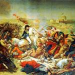 Le 25 juillet 1799 - La bataille d'Aboukir dans EPHEMERIDE MILITAIRE La-bataille-d'Aboukir-1799-150x150