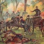 Le 6 août 1870 – La bataille de Forbach-Spicheren dans EPHEMERIDE MILITAIRE La-bataille-de-Forbach-Spicheren-150x150