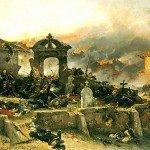 Le 18 août 1870 – La bataille de Gravelotte dans EPHEMERIDE MILITAIRE La-bataille-de-Gravelotte-150x150