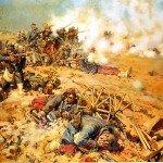 Le 16 août 1870 – La bataille de Mars-la-Tour dans EPHEMERIDE MILITAIRE La-bataille-de-Mars-la-Tour-150x150