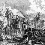 Le 10 août 1557 – La bataille de Saint-Quentin dans EPHEMERIDE MILITAIRE La-bataille-de-Saint-Quentin-150x150