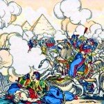 Le 21 juillet 1798 - La bataille des Pyramides dans EPHEMERIDE MILITAIRE La-bataille-des-pyramides-150x150
