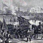 Le 26 juillet 1758 - La capitulation de Louisbourg dans EPHEMERIDE MILITAIRE La-capitulation-de-Louisbourg-150x150