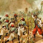 Le 4 août 1870 – Le combat de Wissembourg dans EPHEMERIDE MILITAIRE La-charge-des-Tirailleurs-à-Wissembourg-150x150