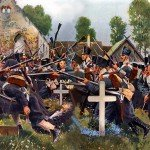 Le 23 août 1813 – Le combat de Gross-Beeren dans EPHEMERIDE MILITAIRE Le-combat-de-Gross-Beeren-150x150
