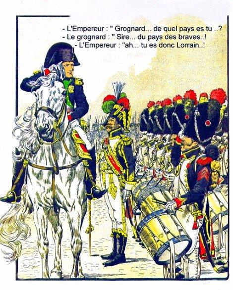 Au fil des mots et de l'histoire Napoléon1