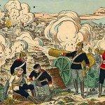 Le 28 septembre 1870 – La capitulation de Strasbourg dans EPHEMERIDE MILITAIRE La-capitulation-de-Strasbourg-150x150