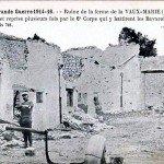 Le 10 septembre 1914 – La bataille de la Vaux-Marie dans EPHEMERIDE MILITAIRE Ruine-de-la-ferme-Vaux-Marie-150x150