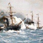 Le 9 novembre 1870 – Le combat du Bouvet contre le Meteor dans EPHEMERIDE MILITAIRE le-combat-du-bouvet-contre-le-meteor-150x150