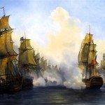 Le 5 novembre 1813 – Le combat naval du vaisseau Le Wagram dans EPHEMERIDE MILITAIRE le-combat-naval-du-vaisseau-le-wagram-150x150