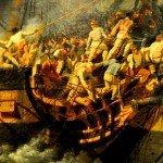Le 14 décembre 1798 – Le combat naval de la Bayonnaise contre l'Embuscade dans EPHEMERIDE MILITAIRE le-combat-naval-de-la-bayonnaise-contre-lembuscade-150x150