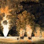 Le 18 décembre 1793 – L'incendie de la marine de Toulon dans EPHEMERIDE MILITAIRE lincendie-de-la-marine-de-toulon-150x150