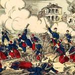 Le 9 janvier 1871 – La bataille de Villersexel dans EPHEMERIDE MILITAIRE la-bataille-de-villersexel-150x150